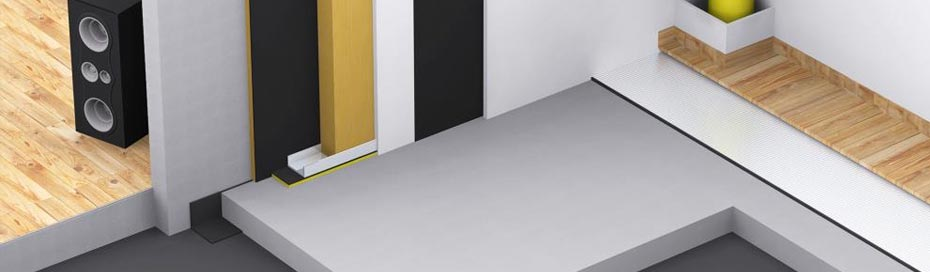 Aislamiento acustico paredes interiores stunning cmo - Aislamiento acustico paredes interiores ...