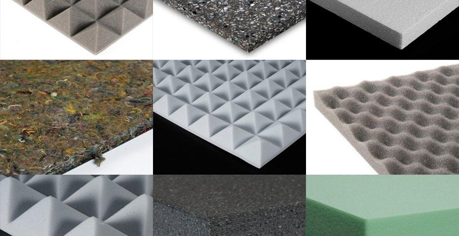 Aislante de sonido - Materiales de construccion aislantes ...