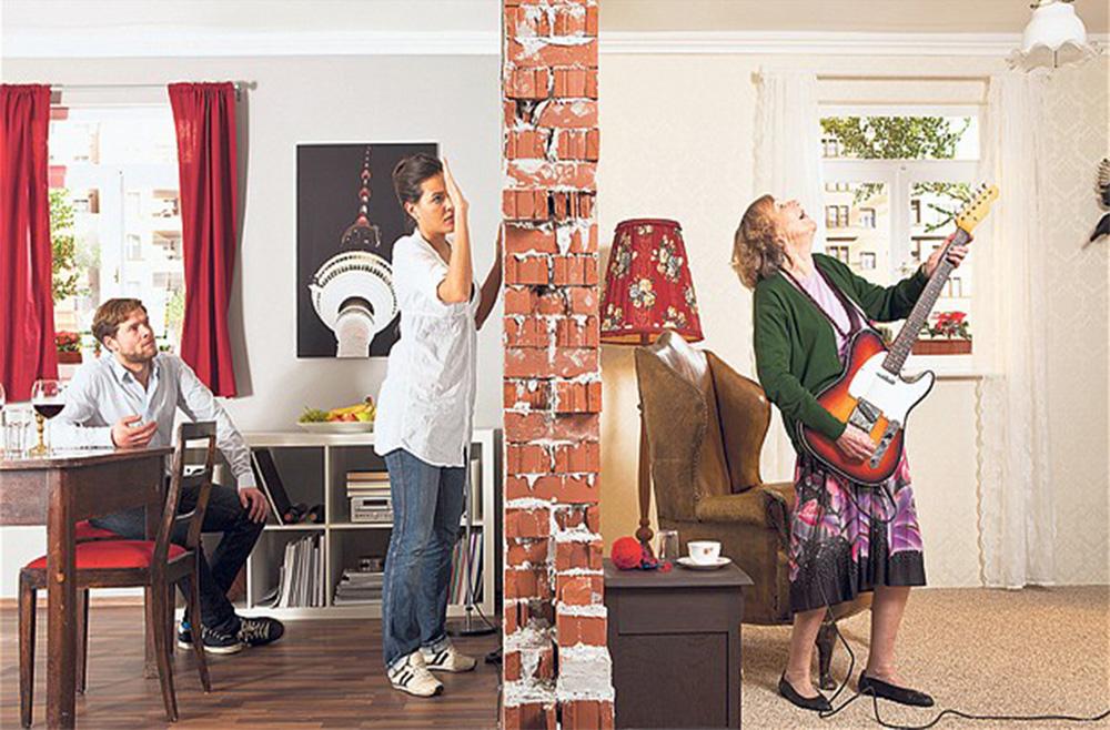 Insonorizar pared insonorizaciones european ac stica - Insonorizar una pared ...